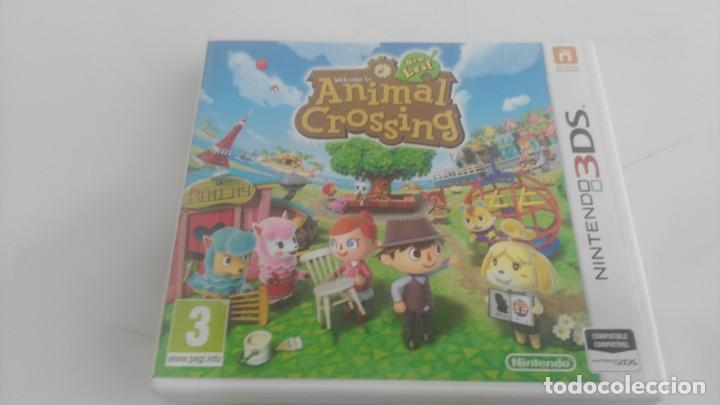 Antiguo Juego Para Nintendo 3ds Animal Crossing Comprar