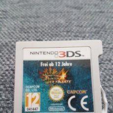 Videojuegos y Consolas: MONSTER HUNTER 4 ULTIMATE 3DS. Lote 139169718