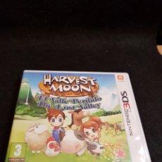 Videojuegos y Consolas: NINTENDO 3DS HARVEST MOON EL VALLE PERDIDO. Lote 139295709