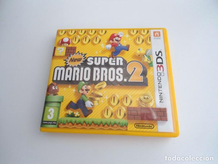 New Super Mario Bros 2 Nintendo 3ds Juego Y Comprar