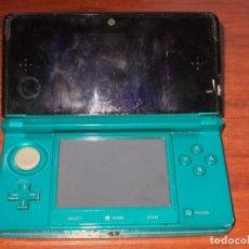 Videojuegos y Consolas: NINTENDO 3DS, TAL CUAL ENCONTRADA, SIN PROBAR POR FALTA DE CABLES. Lote 143689290