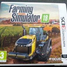 Videojogos e Consolas: FARMING SIMULATOR 18. Lote 144563366