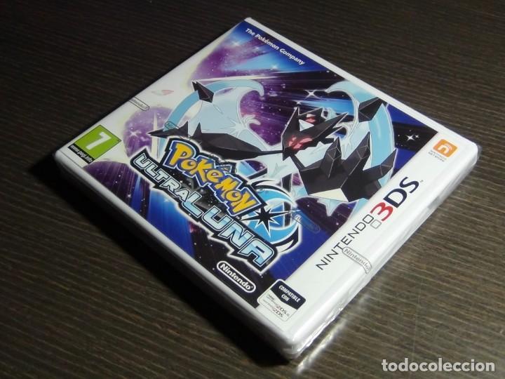 Videojuegos y Consolas: Nintendo 3DS Pokémon Ultra Luna - Precintado!!!! - Foto 2 - 145318254
