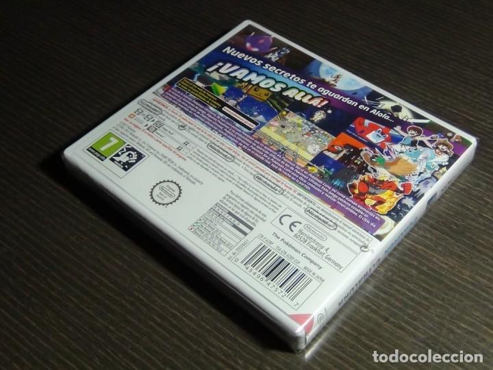 Videojuegos y Consolas: Nintendo 3DS Pokémon Ultra Luna - Precintado!!!! - Foto 3 - 145318254