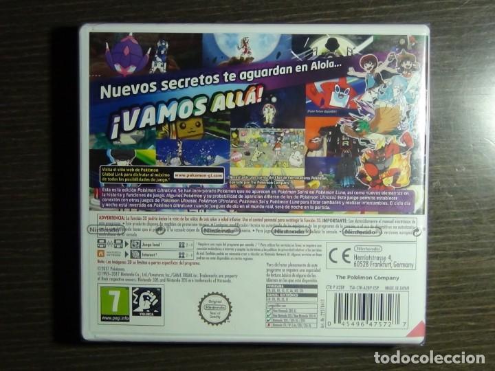 Videojuegos y Consolas: Nintendo 3DS Pokémon Ultra Luna - Precintado!!!! - Foto 4 - 145318254