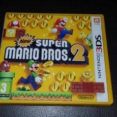 Videojuegos y Consolas: CAJA VACIA DE NEW SUPER MARIO BROS.2 NINTENDO 3DS. Lote 148464629