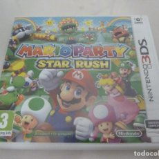 Videojuegos y Consolas: JUEGO PARA NINTENDO 3DS MARIO PARTY STAR RUSH. Lote 149532898