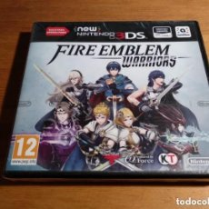 Videojuegos y Consolas: 3DS 2DS FIRE EMBLEM WARRIORS PAL ESPAÑA NUEVO PRECINTADO. Lote 151263538