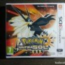 Videojuegos y Consolas: NINTENDO 3DS POKÉMON ULTRA SOL - PRECINTADO!!!! ULTRASOL PAL NUEVO. Lote 151432266