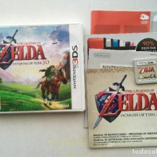 Videojuegos y Consolas: THE LEGEND OF ZELDA OCARINA OF TIME 3D NINTENDO 3DS N3DS KREATEN 2DS XL NEW. Lote 151547602