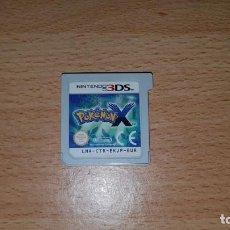 Videojuegos y Consolas: POKEMON X NINTENDO 3DS PAL.. Lote 151600154