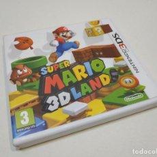 Videojuegos y Consolas: SUPER MARIO 3D LAND (PAL/ESP). Lote 151625202