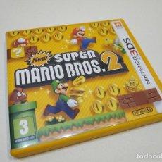 Videojuegos y Consolas: NEW SUPER MARIO BROS 2 (PAL/ESP). Lote 151625906
