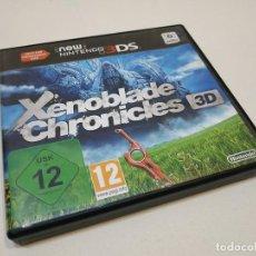 Videojuegos y Consolas: XENOBLADE CHRONICLES 3D. Lote 151628750