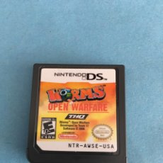 Videojogos e Consolas: WORMS. JUEGO NINTENDO DS. USA. PONE WAREFARE. Lote 152549270