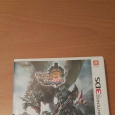 Videojuegos y Consolas: MONSTER HUNTER 3 HULTIMATE. NINTENDO 3DS. Lote 154290520