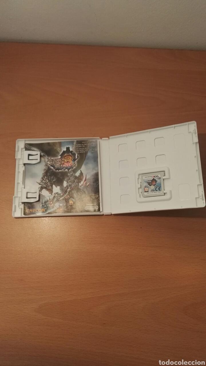 Videojuegos y Consolas: Monster Hunter 3 Hultimate. Nintendo 3DS - Foto 2 - 154290520