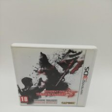 Videojuegos y Consolas: RESIDENT EVIL THE MERCENARIES 3D NINTENDO 3DS. Lote 154918106