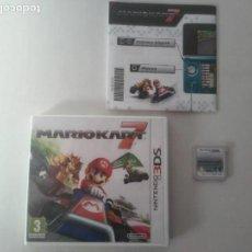 Videojuegos y Consolas: MARIO KART 7 3DS!!!!. Lote 155290438