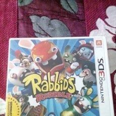 Videojuegos y Consolas: RABBIDS RUMBLE 3DS. Lote 156047933