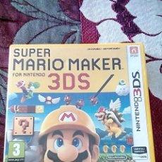 Videojuegos y Consolas: SUPER MARIO MAKER 3DS. Lote 156048018