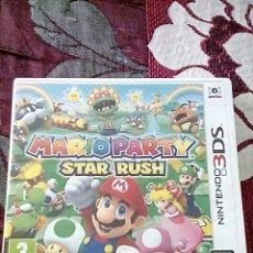 Videojuegos y Consolas: MARIO PARTY STAR RUSH 3DS. Lote 156048148