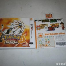 Videojuegos y Consolas: POKEMON SOL NINTENDO 3DS . Lote 156497230
