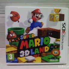 Videojuegos y Consolas: SUPER MARIO 3D LAND 3DS NINTENDO. Lote 158317682