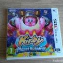 Videojuegos y Consolas: NINTENDO 3DS JUEGO KIRBY PLANET ROBOBOT NUEVO. Lote 159515478