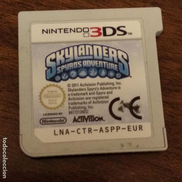 SKYLANDERS SPYRO'S ADVENTURES NINTENDO 3DS (Juguetes - Videojuegos y Consolas - Nintendo - 3DS)
