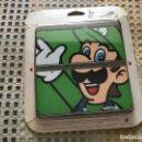 Videojuegos y Consolas: COVER PLATES CAPAS DECORATIVAS NEW NINTENDO 3DS FUNDA CARCASA CAPA SKIN KREATEN LUIGI. Lote 160284550