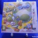 Videojuegos y Consolas: YOSHI´S NEW ISLAND (PRECINTADO) JUEGO NINTENDO 3DS . Lote 160563934