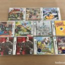 Videojuegos y Consolas: PACK 11 JUEGOS NINTENDO DS 2DS 3DS. Lote 160877105