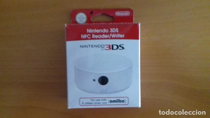 LECTOR NINTENDO 3DS AMIIBO NFC READER