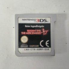 Videojogos e Consolas: RESIDENT EVIL THE MERCENARIES NINTENDO 3DS!!!!. Lote 163710258