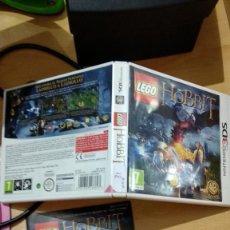 Videojuegos y Consolas: LEGO EL HOBBIT, NINTENDO 3DS - SEMINUEVO. Lote 165106098