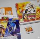Videojuegos y Consolas: POKEMON SOL ( NINTENDO 2DS - 3DS) . Lote 165711494