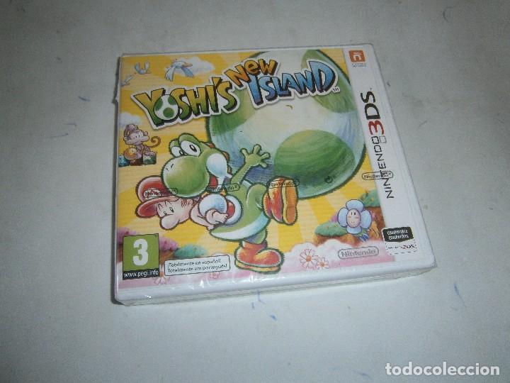 YOSHI'S NEW ISLAND NINTENDO 3DS PAL ESPAÑA (Juguetes - Videojuegos y Consolas - Nintendo - 3DS)