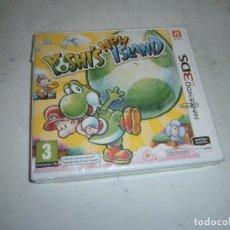 Videojuegos y Consolas: YOSHI'S NEW ISLAND NINTENDO 3DS PAL ESPAÑA. Lote 206168700