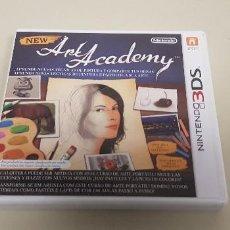 Videojuegos y Consolas: 619-NEW ART ACADEMY NINTENDO 3DS VERSION ESPAÑOLA. Lote 167682788