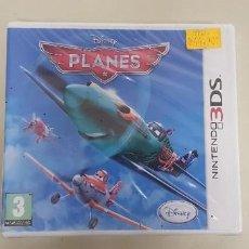 Videojuegos y Consolas: J6- PLANES DISNEY NINTENDO 3 DS VERSION ESPAÑOLA NUEVO PRECINTADO. Lote 168062632
