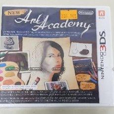Videojuegos y Consolas: J6- NEW ART ACADEMY NINTENDO 3 DS VERSION ESPAÑOLA NUEVO PRECINTADO 3. Lote 168069520