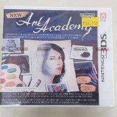 Videojuegos y Consolas: J6-NEW ART ACADEMY NINTENDO 3 DS VERSION ESPAÑOLA NUEVO PRECINTADO 2. Lote 168072768
