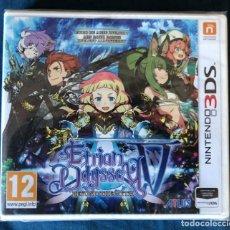 Videojuegos y Consolas: ETRIAN ODYSSEY V: BEYOND THE MYTH 3DS PRECINTADO!!!. Lote 170400824