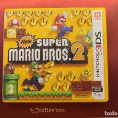 Videojuegos y Consolas: SUPER MARIO BROS 2, NINTENDO 3 DS. Lote 173204440