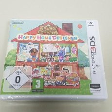 Videojuegos y Consolas: 619- ANIMAL CROSSING HAPPY HOME DESIGNER NINTENDO 3DS NUEVO PRECINTADO. Lote 174392342