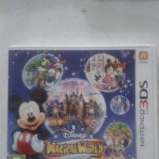 Videojuegos y Consolas: DISNEY MAGICAL WORLD. NINTENDO 3DS. Lote 174989115