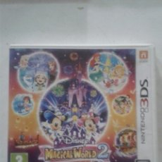 Videojuegos y Consolas: DISNEY MAGICAL WORLD 2. NINTENDO 3DS. Lote 174989254