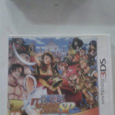 Videojuegos y Consolas: ONE PIECE UNLIMITED CRUISE. NINTENDO 3DS. Lote 174989370