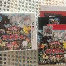 Videogiochi e Consoli: SUPER POKEMON RUMBLE NINTENDO 3DS N3DS KREATEN. Lote 175272263